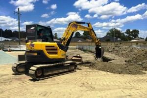 Building Site Prep