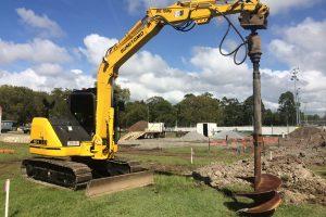 Aussie Excavators Plant Hire