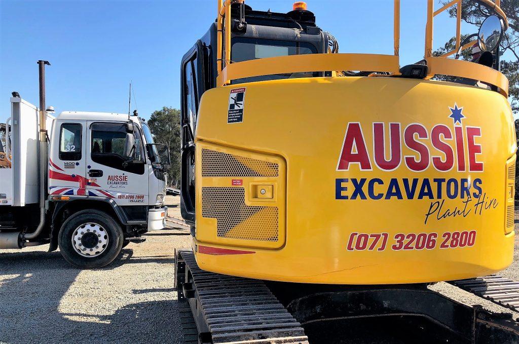 14T Excavator Hire