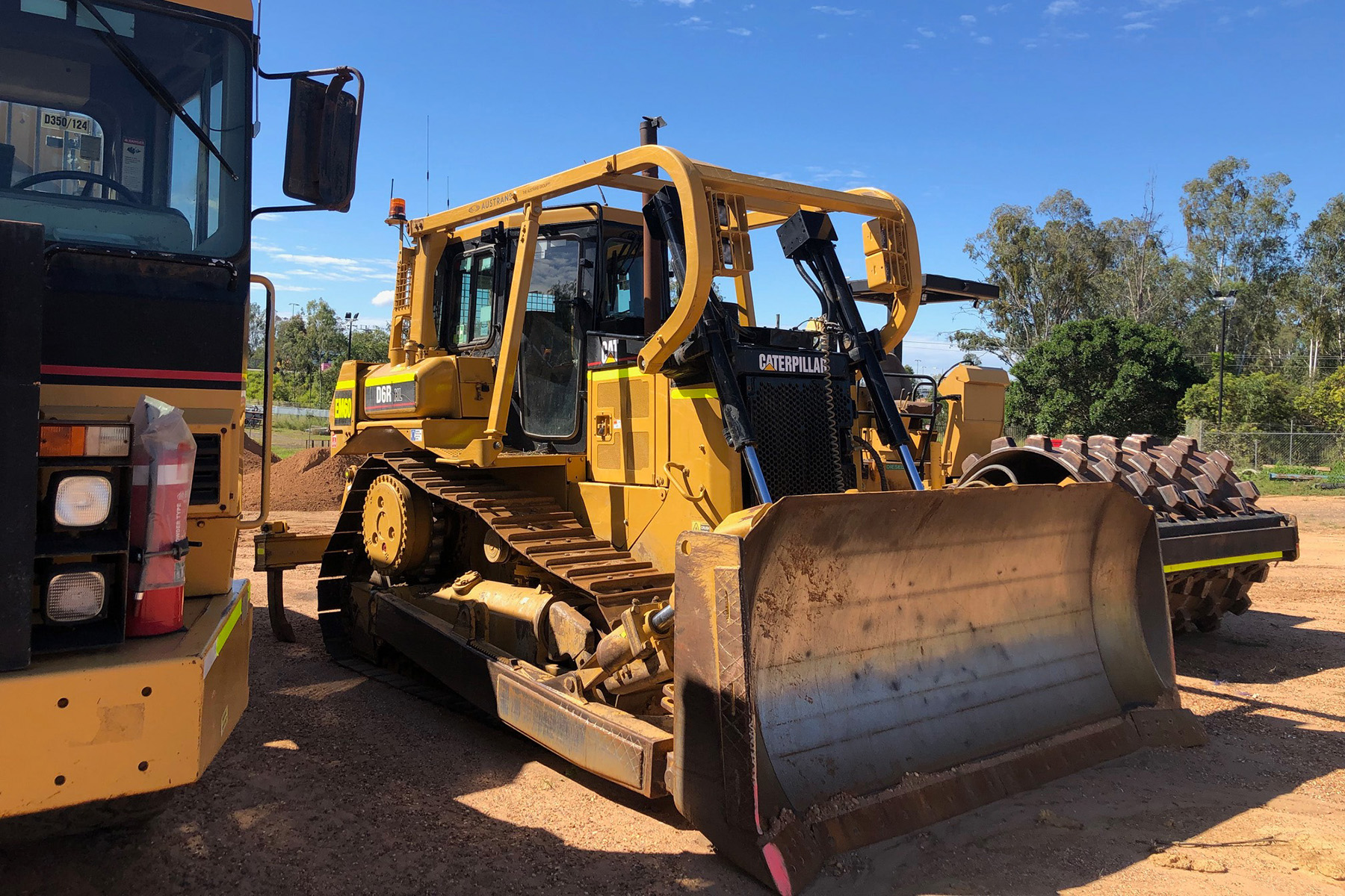 D6 Dozer Hire Brisbane