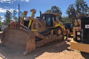 D8 Dozer Hire in Brisbane