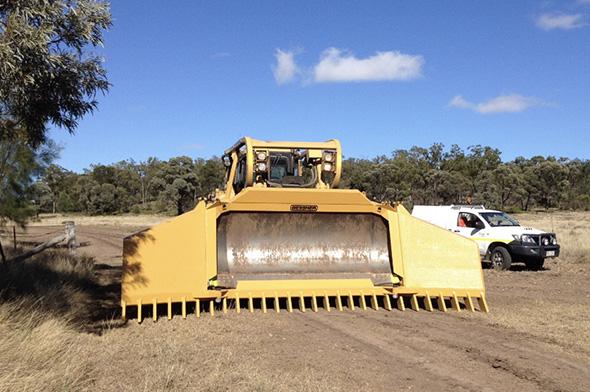 Dozer & Grader Hire ⋆ Aussie Excavators Plant Hire ⋆ Brisbane