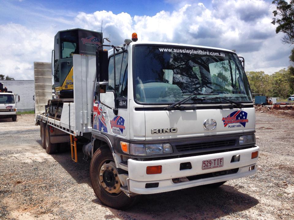 truck hire - combo hire brisbane
