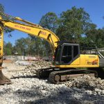 plant hire - excavators for hire brisbane
