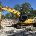 plant hire - excavators for hire brisbane